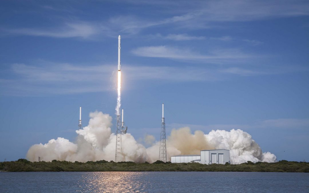 SpaceX Rocket Launch makes history again