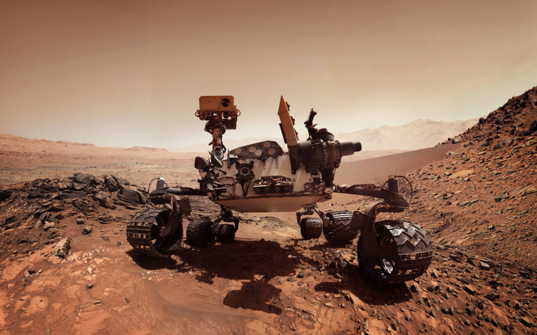 Dedication to Opportunity, the Mars Rover