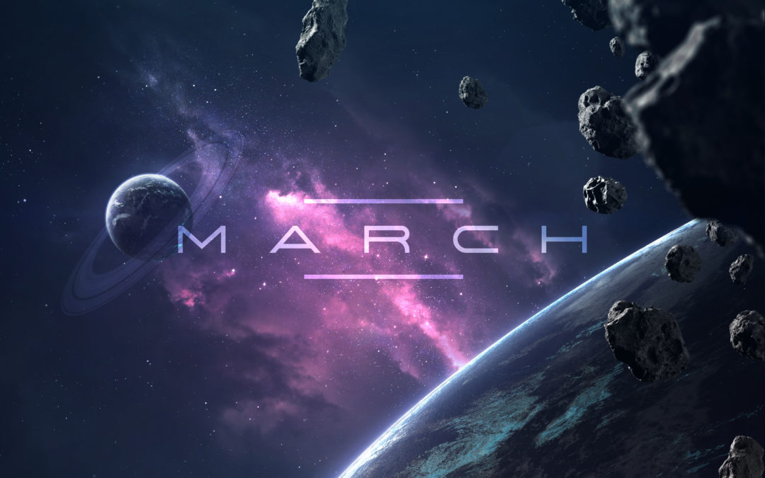 This Month in Space: March