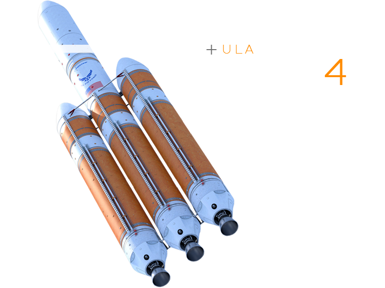 United Launch Alliance Delta 4-Heavy