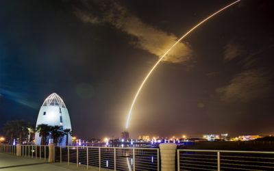 Rocket Launch Viewing Sites: Cocoa Beach