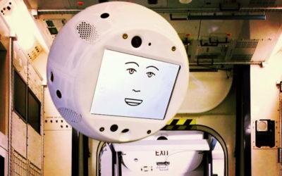 CIMON Says: Meet Astronauts' New Robot Space Companion