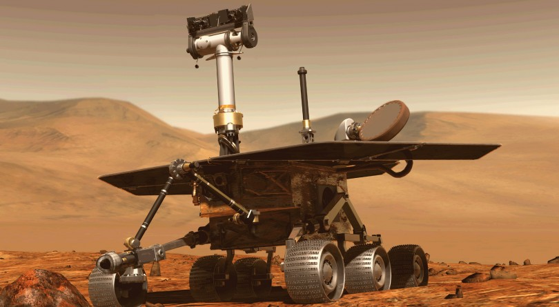 Curiosity: Behind the Mars Rover