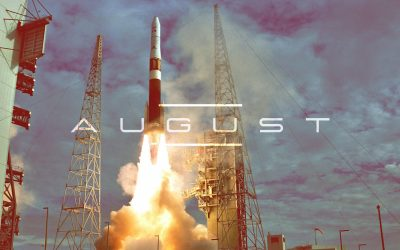 This Month in Space: August