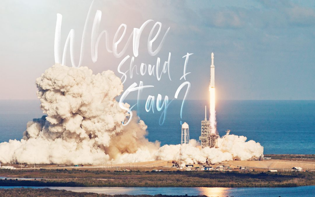 Where Should I Stay for a Rocket Launch on Florida's Space Coast?