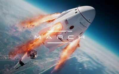 This Month in Space: March 2020