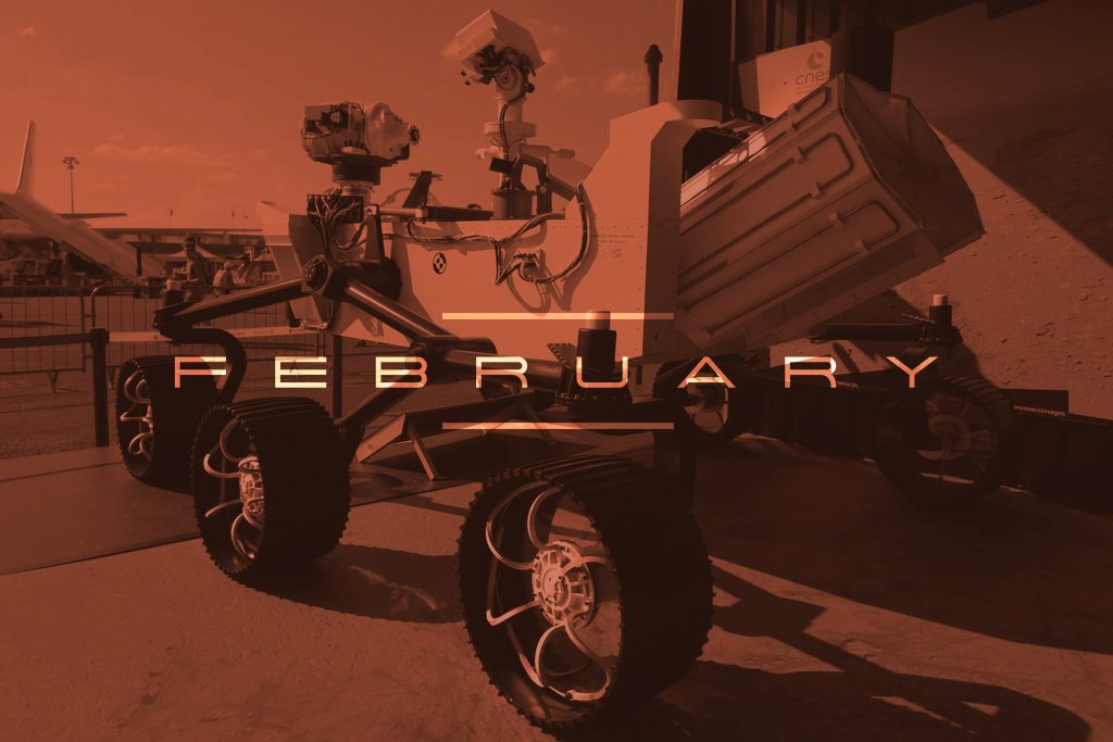 This Month in Space: February 2020