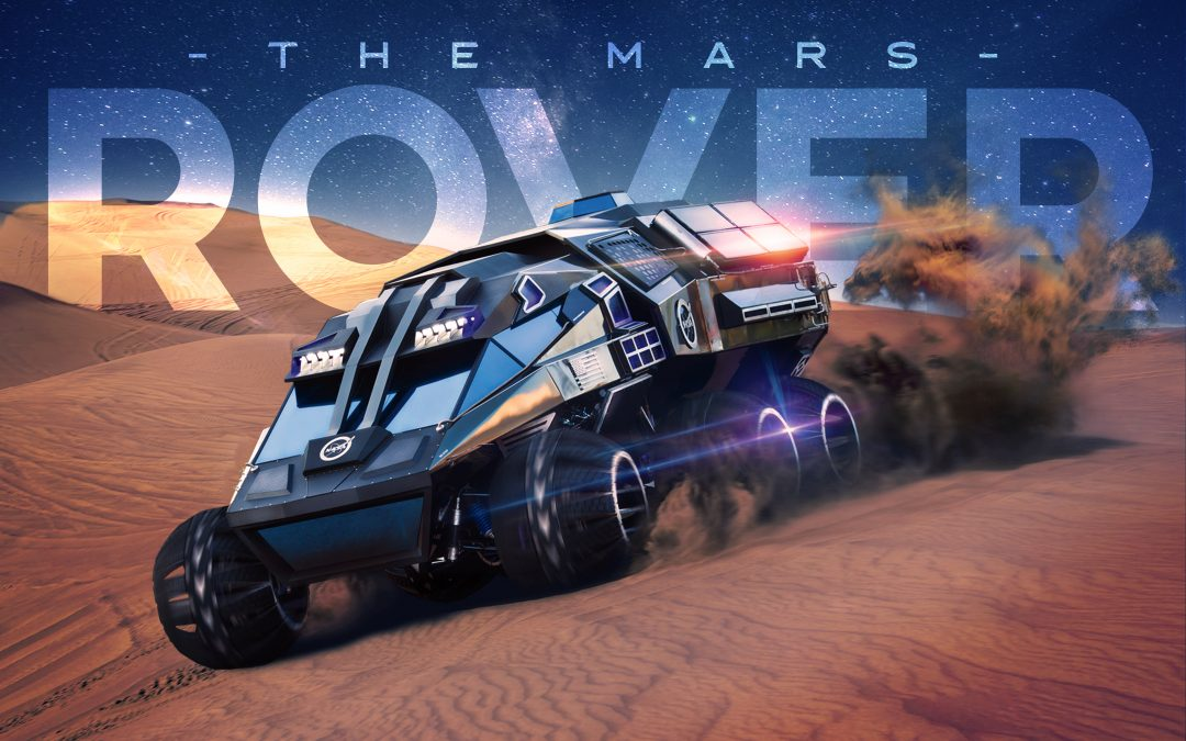 Mission to Mars: The Mars Rover