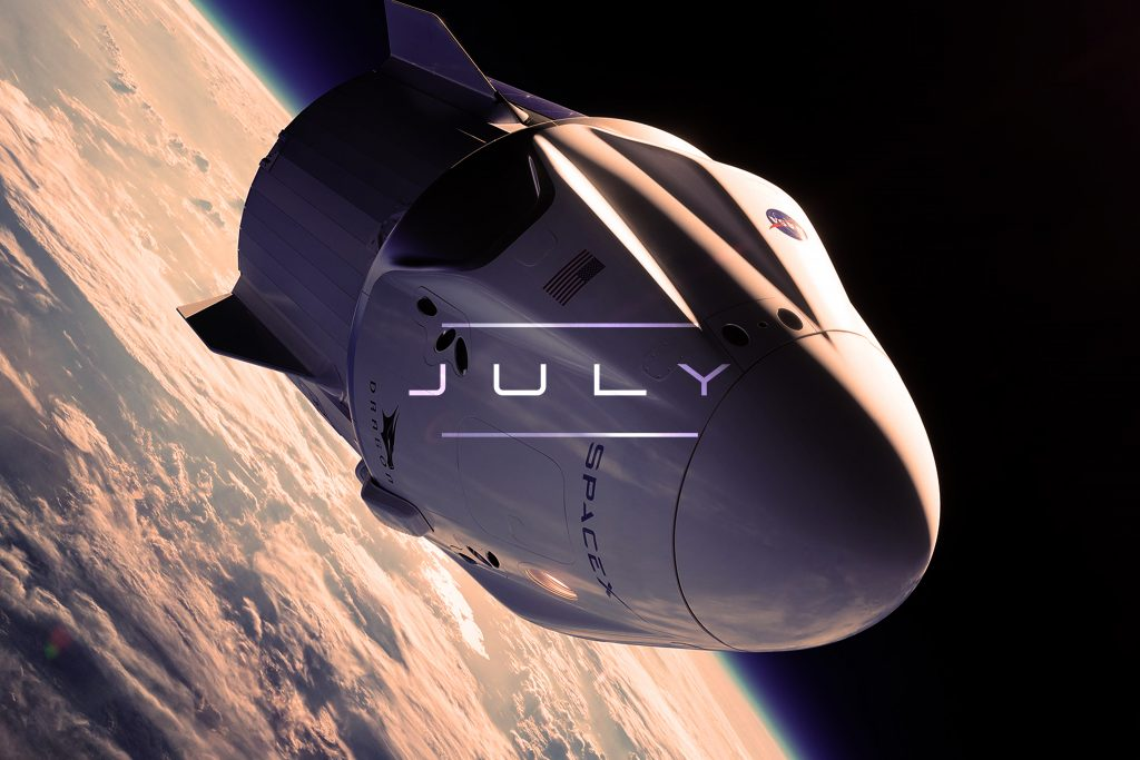 This Month in Space: July 2020
