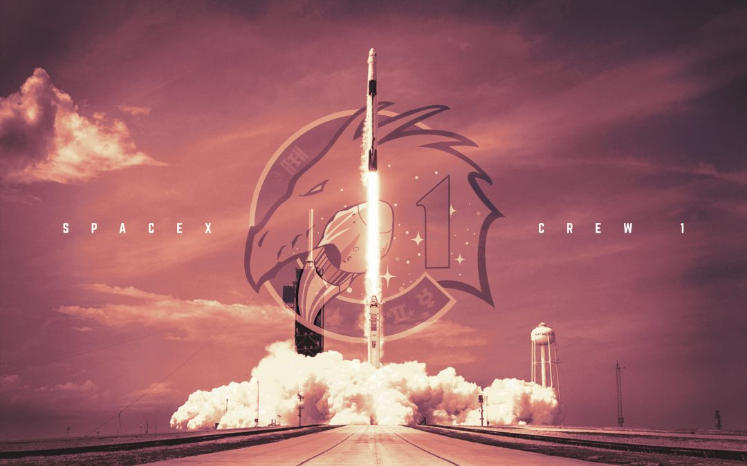 SpaceX Set to Make History Again With Crew-1