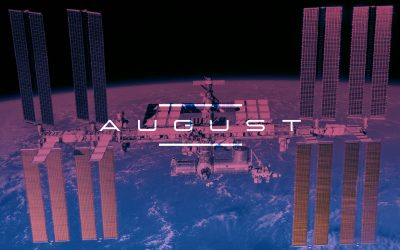 This Month in Space: August 2020