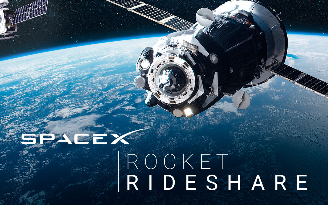 SpaceX Rocket Rideshare